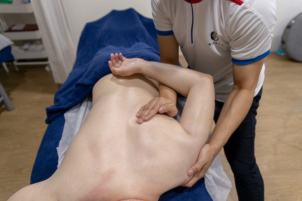 Instant Pain Relief Singapore - Sports Injury Massage