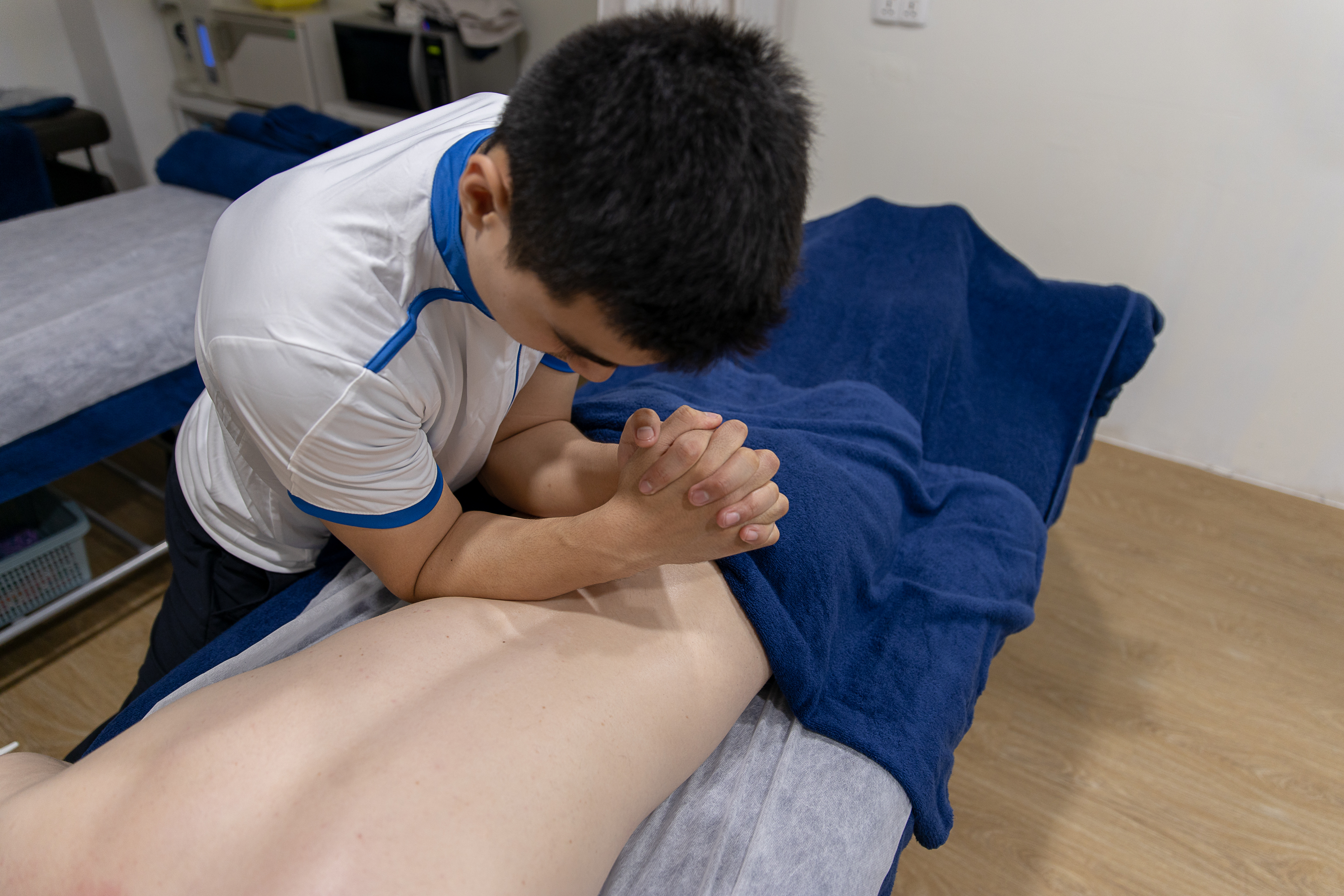 Myofascial Sports Massage Treatment